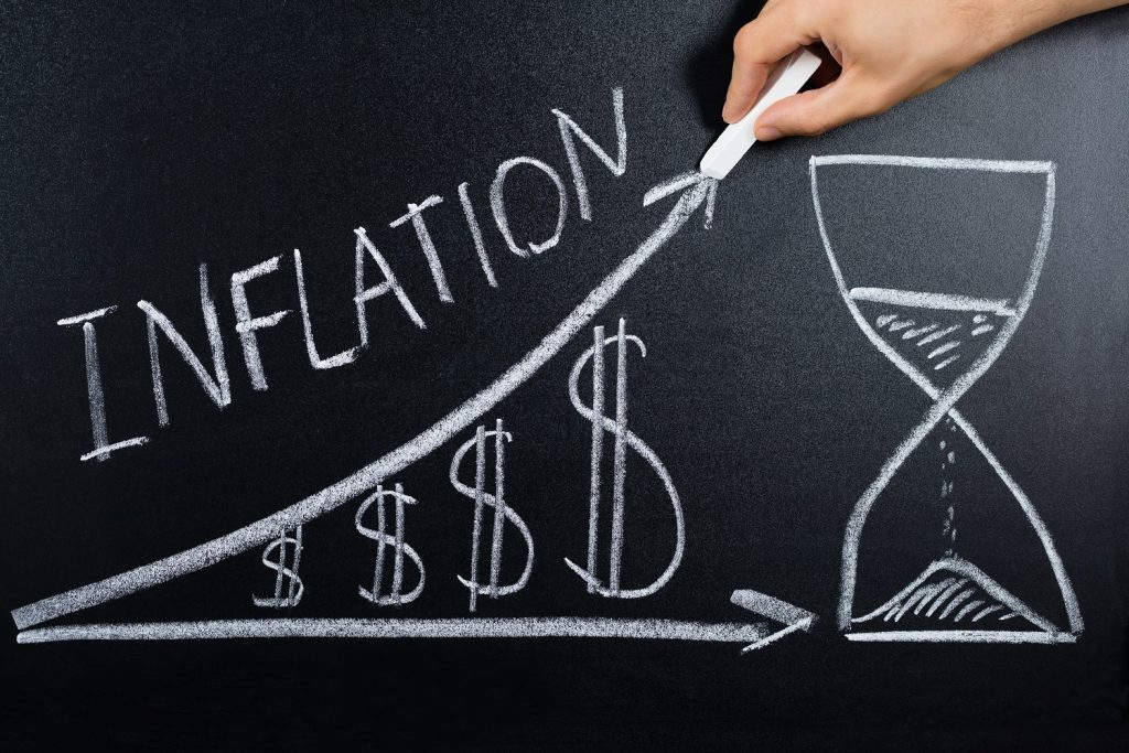 Inflation Retirement Financial Advisor