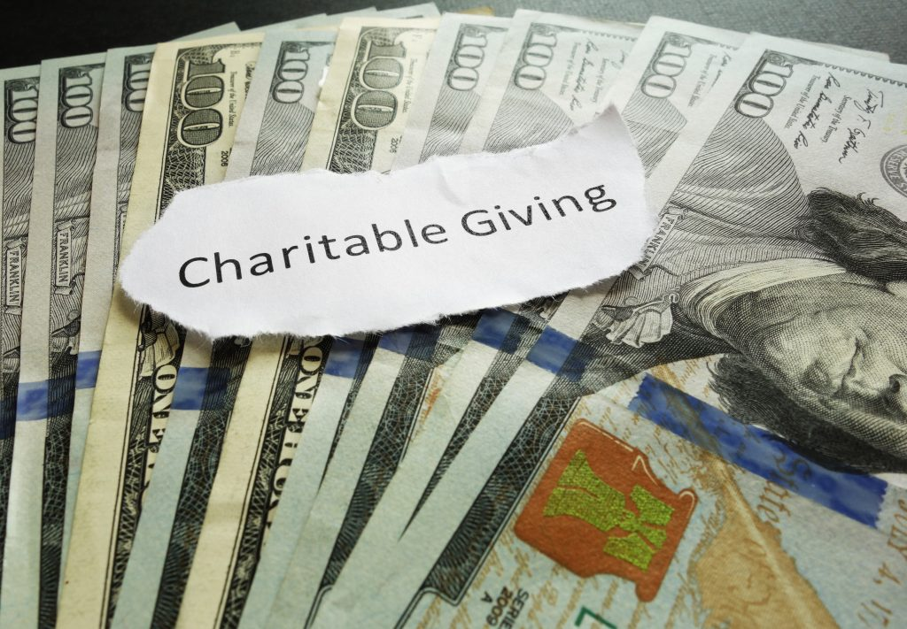 Core Wealth Management Financial Advisor - Charitable Giving