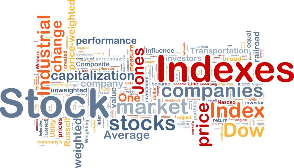 Market Indices SP500 Dow Jones 1000px